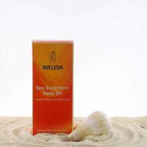Sea Buckthorn Body Oil